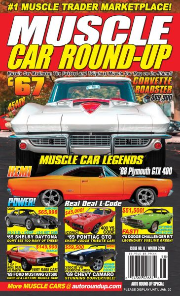 Muscle Car Round-Up (2020)