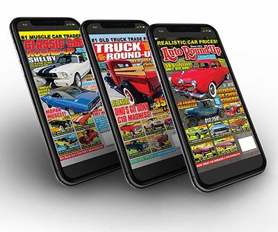 Digital Edition Subscription Combo • 1 Year