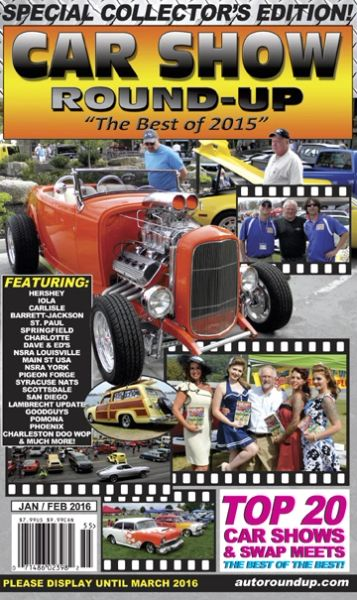 """Car Show Round-Up - """"The Best of 2015"""""""