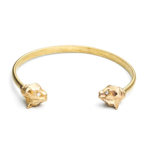 Natalie Frigo Angular Cat Cuff