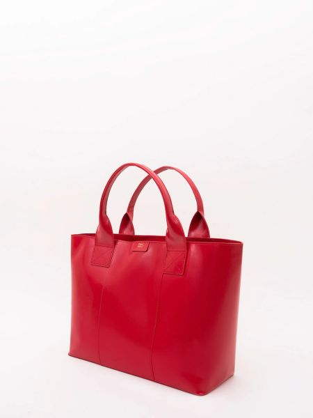 PaperThinks Shopping Bag Tote (Red)