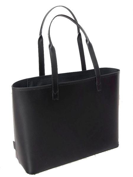 PaperThinks Small Tote (Black)
