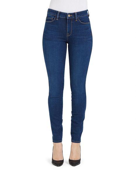 Genetic LA High Waist Ankle Skinny - Elle in (Crown Blue)