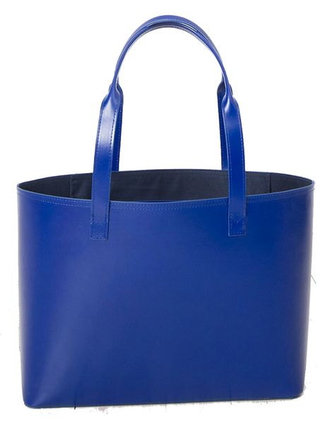 PaperThinks Small Tote (Navy)