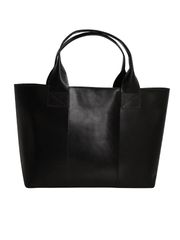PaperThinks Shopping Bag Tote (Black)