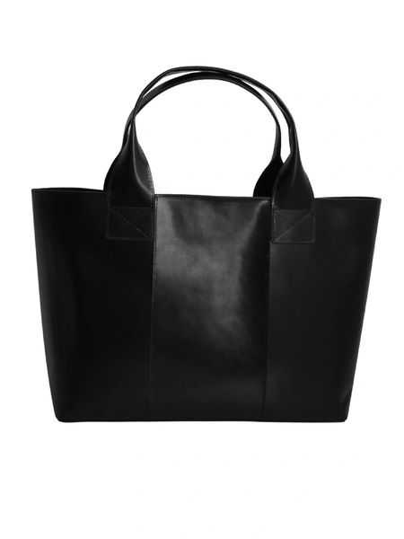 PaperThinks Shopping Bag Tote (Black)