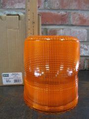 Ecco Amber Lens - 65,66,67 & 6900 Series (Medium & High Profile) R6070LA