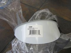 United Pacific 10468 - SS Round Headlight Visor