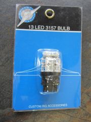 United Pacific 39888 - 13 LED 360 Degree Bulb Red LED
