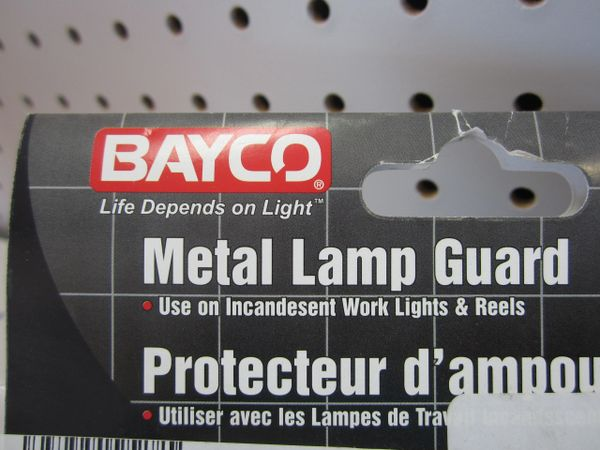 Bayco Metal Lamp Guard SL-100