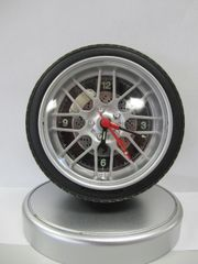 Tire Alarm Clock