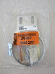 Chrome Exhaust Clamp 45PB500CP