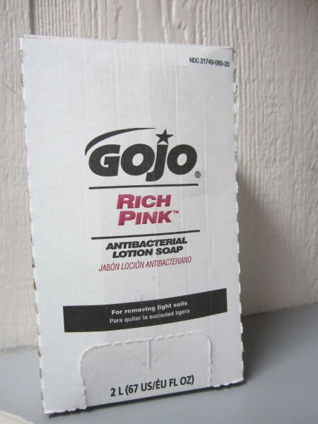 GoJo Rich Pink Hand Soap 7220G