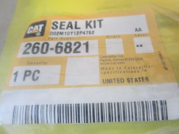 Caterpillar Seal Kit (2606821)