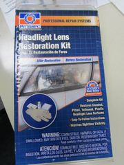 Permatex Headlight Restoration Kit 09135
