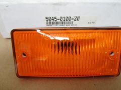 Amber Flush Mount Marker Light