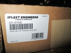 Fleet Engineers Triangle End Mounting Kit 031-01630