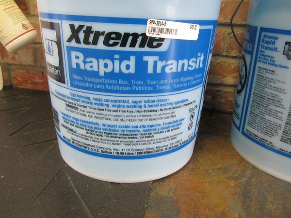 Spartan Xtreme Rapid Transit Vechile/Truck Wash SPA-3014-5