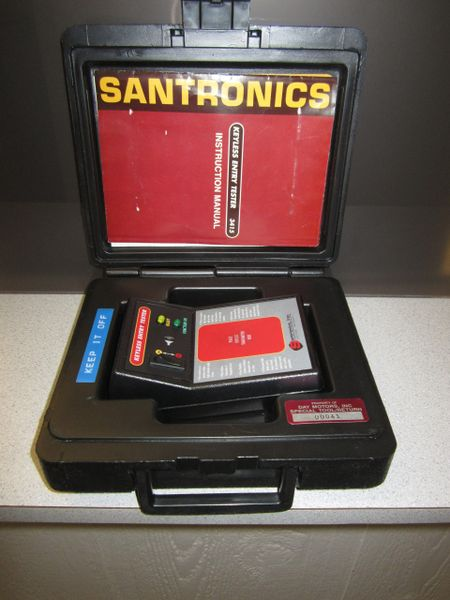 Scantronics, Inc. Keyless Entry Tester 3415 (Kent Moore J42341)