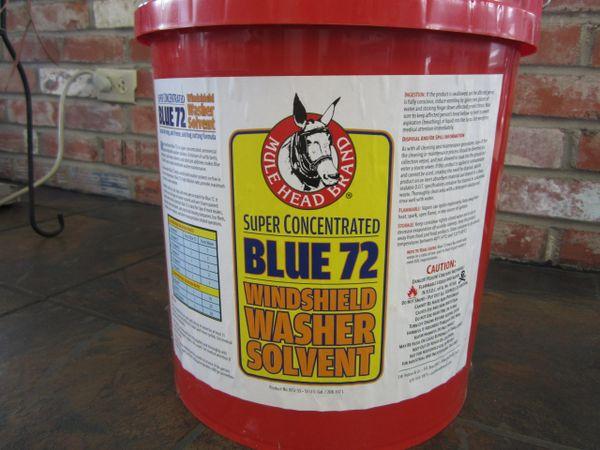 MuleHead Blue 72 Concetrate - 5 gallon pail (B72-5)