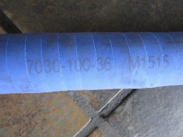 "Purosil 1"" stick silicone hose 7030-100-36 (3 foot setion)"