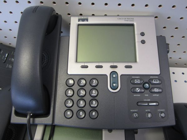 Cisco IP VOIP telephones 7940 / 7940G
