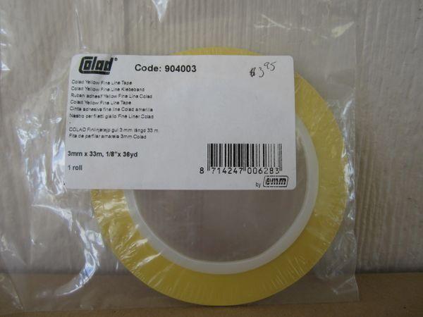 "1/8"" (3mm) Fine Line Tape Colad 904003"