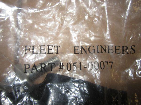 Fleet Engineers Safety Deck Hardware Kit 051-00077