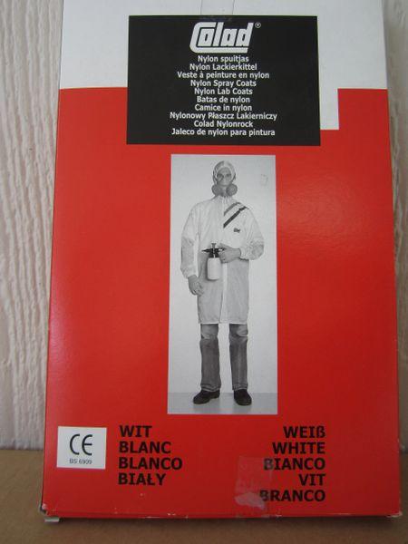 Colad Nylon Spray Coat With Hood - Size Large #510156