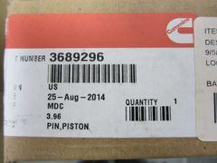 Cummins Piston Pin 3689296