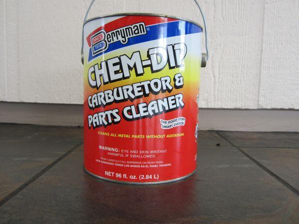 Berryman B-9 Chem-Dip Carburetor and Parts Cleaner 0996
