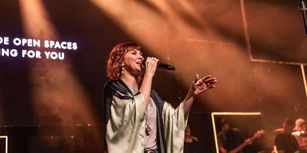 Kim Walker Smith, the lead singer for world renown worship band Jesus Culture, felt overwhelmed and