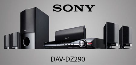 Sony DVD Home Entertainment System (New arrival)