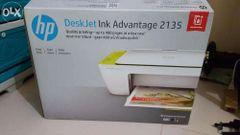 HP Deskjet Ink Advantage 2135 All-in-one USB Printer (3 in stock)
