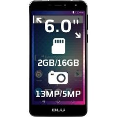 BLU Studio XL2 Front/Back Flash (1 in Stock)