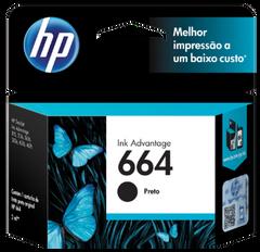 HP 664 Catridge (Black)