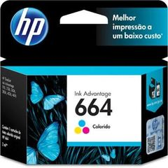HP 664 Catridge (Color)