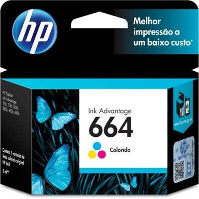 HP 664 Catridge (Color)