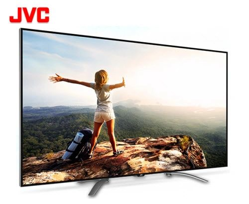"JVC 55"" Class 4K Ultra HD (2160p) HDR Smart LED TV"