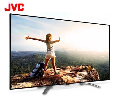 "JVC 58"" Class 4K Ultra HD (2160p) HDR Smart LED TV"
