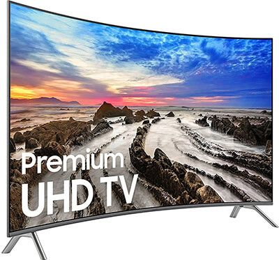 "39"" Imperial Curved Screen Smart TV (New arrival)"