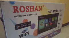 "Roshan 55"" Smart Android TV"