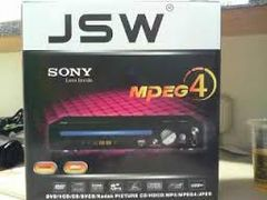 JSW DVD Player
