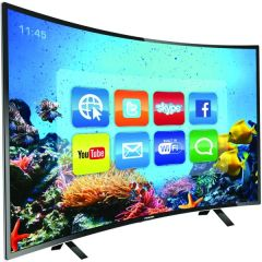 "NEX 50"" Smart Curved Screen TV"
