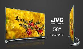 """58"""" JVC 4K Ultra HD (2160p) HDR Smart LED TV"""