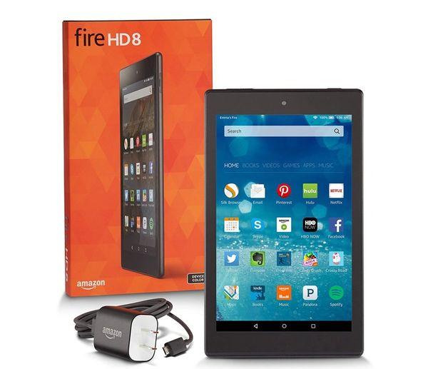 "8"" Amazon Fire HD Tablet"