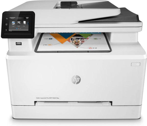 HP COLOR LASERJET PRO - Print / Scan / Copy / Fax