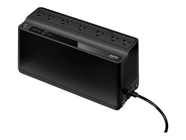 APC Back-UPS BE600M1 - UPS - AC 120 V