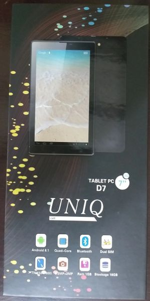 UNIQ Tablet PC Dual Sim
