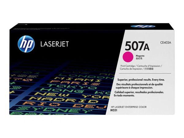 HP 507A - Magenta - original